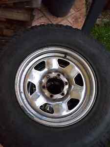 Landcruiser wheels with bf Goodrich all terrains Albion Park Shellharbour Area Preview