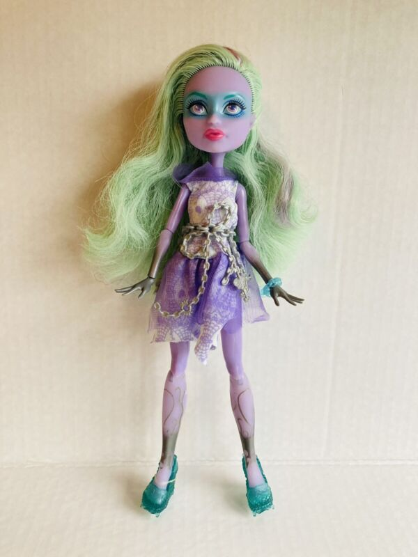 Monster High - Getting Ghostly - Haunted Twyla - Used