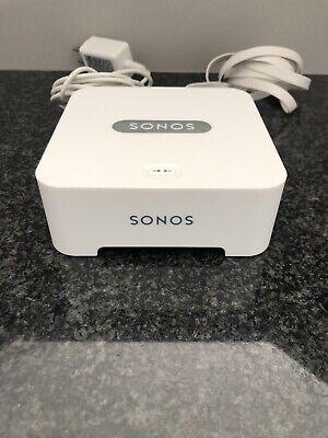 Sonos BRIDGE Wireless HiFi System - White