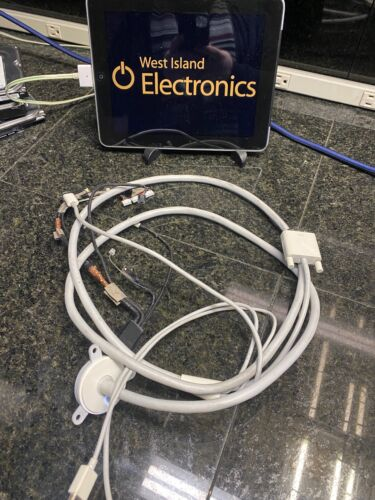 """Apple 23"""" Aluminum Cinema Display A1082 POWER / VIDEO CABLE"""