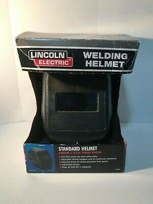 Lincoln Electric Welding Helmet - Black - New
