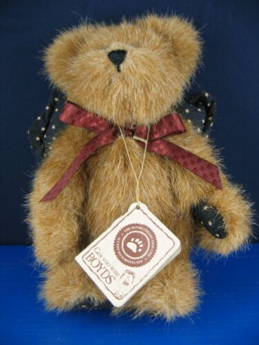 BOYDS BEARS THE ARCHIVE COLLECTION ROSS ANGELSTAR