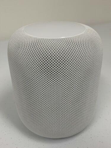Apple HomePod White Smart Speaker Cannot Reset For Parts