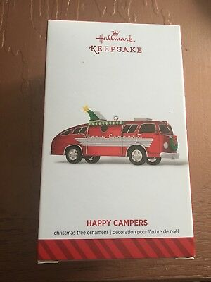 Hallmark Happy Campers Keepsake Ornament Dash 2014