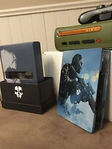 Call of Duty - Ghosts and Halo Edition Xbox (needs repair)