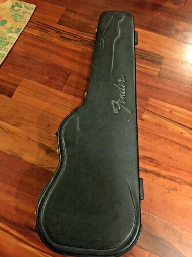SKB Fender Molded Deluxe Guitar Case Strat Stratocaster Tele