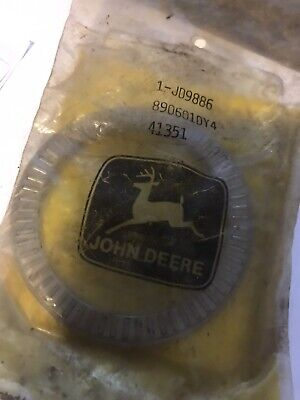 John Deere Original Equipment Metal Seal R52015 Free Ship 1st Class Mail
