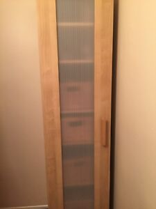 IKEA wardrobes with shelves - garde-robe