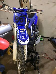 Wanted!! Supermini parts yz85