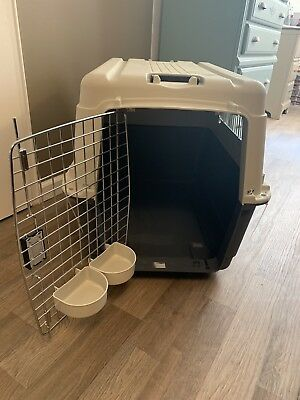 Airline Approved Pet Carrier Best Dog Crate Medium Cage Perfect Plastic Kennel