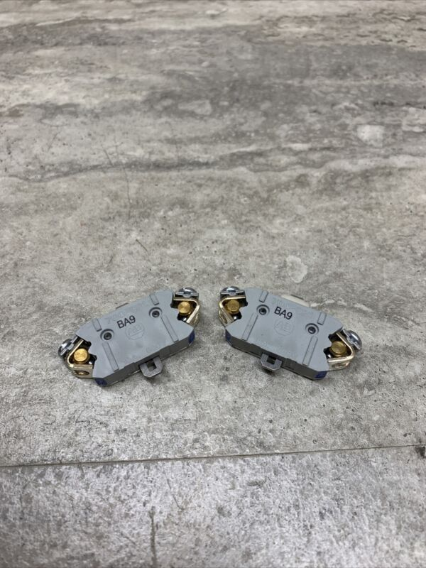 Lot Of 2 Allen Bradley 700-CP1 Auxiliary Contact For 700 Control Relay, New