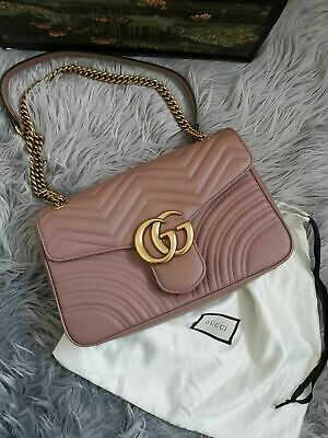 Beautiful brand new  Gucci Marmont Bag Nude
