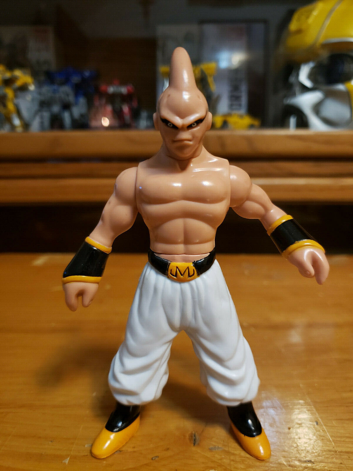 Character:Evil Buu:BANDAI Dragonball Z  and Dragon Ball GT super battle collection AB Toys & Irwin