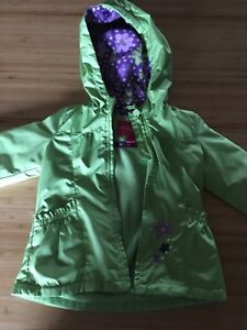 Spring or fall jacket, size 3T