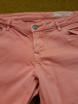 23e70ff6e924 ESPRIT EDC Jeans Hose Damen lachs Gr.40 short slim fit gebraucht kaufen  Freilassing