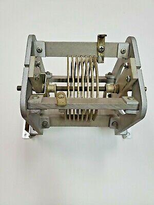 Gates Harris Transmitter Inductor 6 Uh 20 Amps 6-vc-0854 Antenna Tuner Am Radio