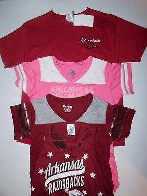Arkansas Girl - Arkansas Razorback Youth Girl's Shirts
