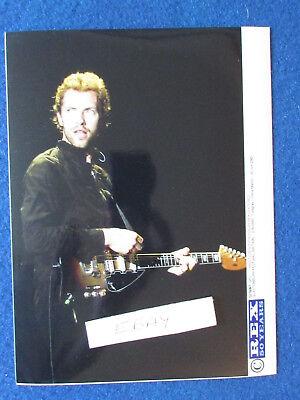 "Original Press Photo - 8""x6"" - Coldplay - Chris Martin - 2005 - H"