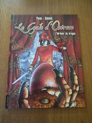 Le cycle d'Ostruce: L'héritier du dragon-T1 -C-EO-2007 , noté 1e édition