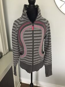 Lululemon Cuddle up sweater size 8
