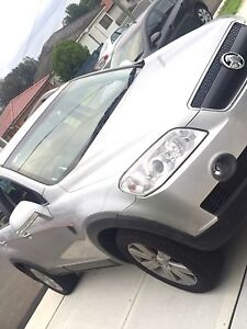HOLDEN CAPTIVA TURBO DIESEL REG+RWC+LOGBOOKS Broadmeadows Hume Area Preview