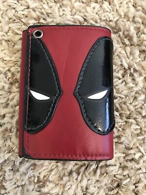 Marvel Deadpool Leather Wallet