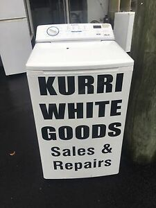 Washing machines repairs and sales Kurri Kurri Cessnock Area Preview