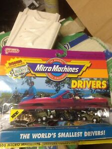 Micro Michines Vehicles/Cars from the 90's  In the package