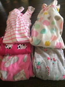 5 Sleepers, Pajamas 18month