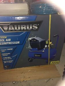Air Compressor with Accessories (brand new) Sylvania Sutherland Area Preview