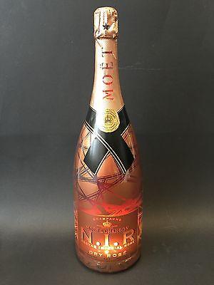 Moet & Chandon Nectar Imperial Rose Champagner N.I.R. 1,5l Magnum 12% Vol.
