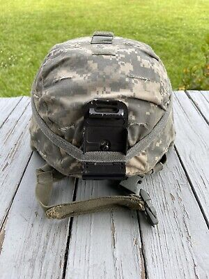 US ARMY BAE SYSTEMS ADVANCED COMBAT HELMET Medium Sgt ACH