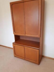 Solid Timber Dining Room Cabinet