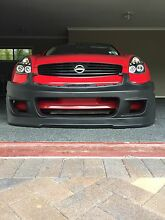 V35 Coupe TRUST Greedy front bumper Karalee Ipswich City Preview
