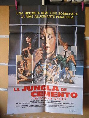 A4740 La jungla de cemento Tracey E. Bregman,  Barbara Luna,  June Barrett,  Jil