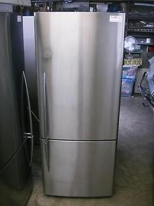Stainless Steel Fisher & Paykel 442 Litre Fridge Freezer Tennyson Point Ryde Area Preview