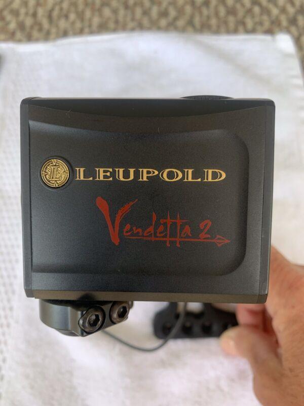 Leupold Vendetta 2 Bow Mounted Rangefinder - 170323