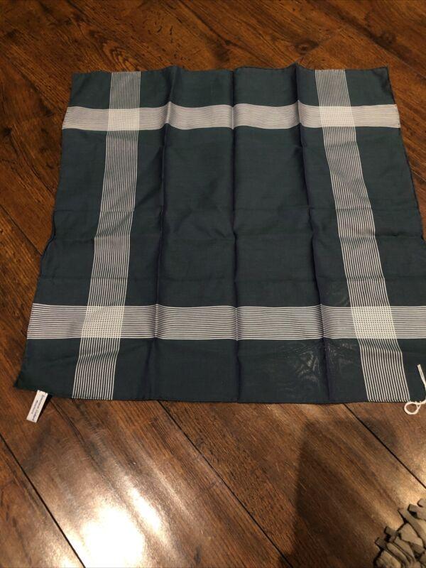 Authentic Simonnot-Godard Handkerchief/Pocket Square