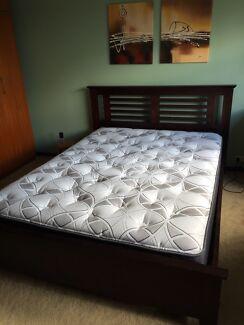 Queen Sleep Number Mattress Putney Ryde Area Preview