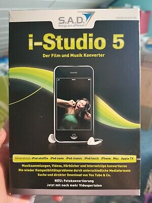 S.A.D. Things are different I-Studio 5 Der Film und Musik Konverter Ipod Nano ..