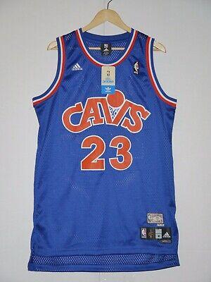 Vintage Adidas LeBron James NBA Cleveland Cavaliers HWC Cavs Swingman Jersey