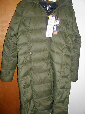 Save The Duck Ultra Light Hooded Vegan Jacket SIZE 2 OR MEDIUM