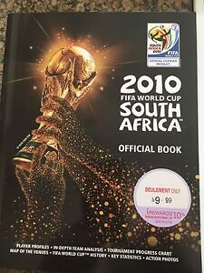 2010 Fifa World Cup Soccer - South Africa
