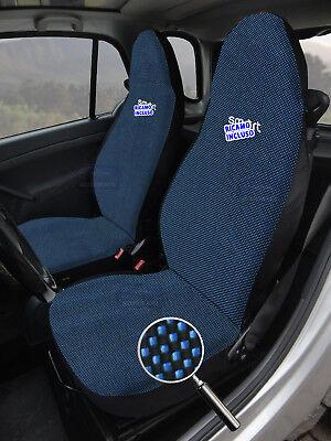 Fodere Smart 450 coprisedili per sedile auto blu fodera colori cotone su misura