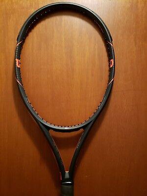 """Wilson Burn FST 99S Tennis Racquet Grip Size 4 1//4/"""""""