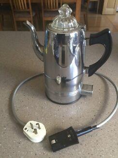 Birko electric coffee percolator (retro)