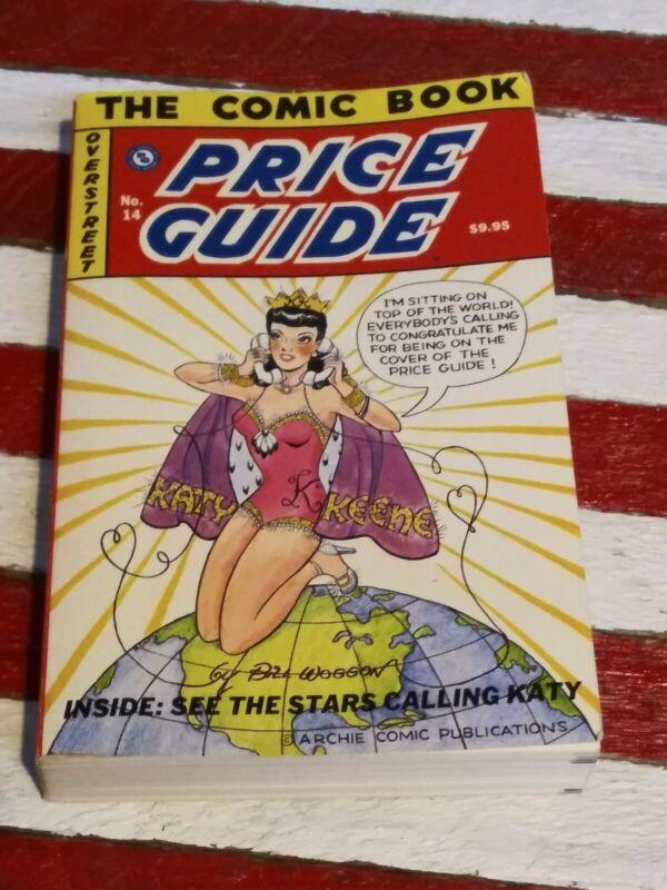 OVERSTREET COMIC BOOK PRICE GUIDE 14