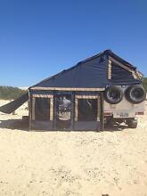 The Ultimate Custom Jack Off Camper with Luxury Roof Top Tent Empire Bay Gosford Area Preview