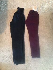 Size L -Maternity Skinny Jeans- Brand Name- selling for cheap!