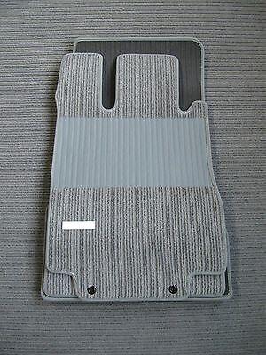 $$$ Rips Fußmatten passend für Mercedes Benz W220 S-Klasse + GRAU + NEU $$$